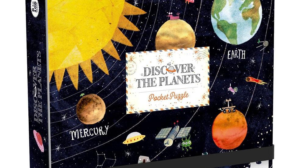 Pocket Puzzle Planeten