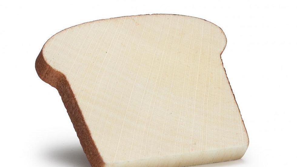 Toastscheibe aus Holz