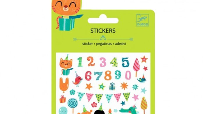 Stickerset Party