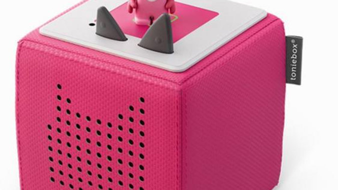 Toniebox Starterset Pink