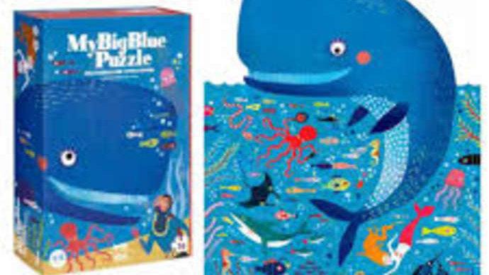 Big Whale Puzzle