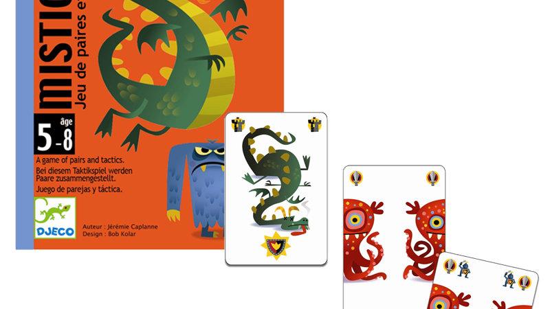 Kartenspiel Mistigriff