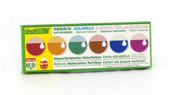 Aquarell-Farben Öko