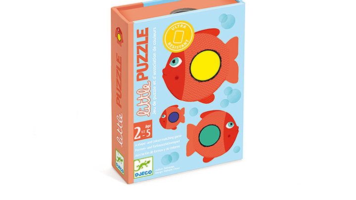 Kartenspiel Little Puzzle