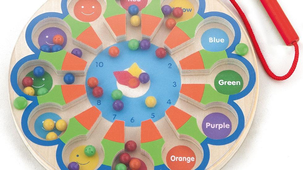 Magnetuhr/Farben