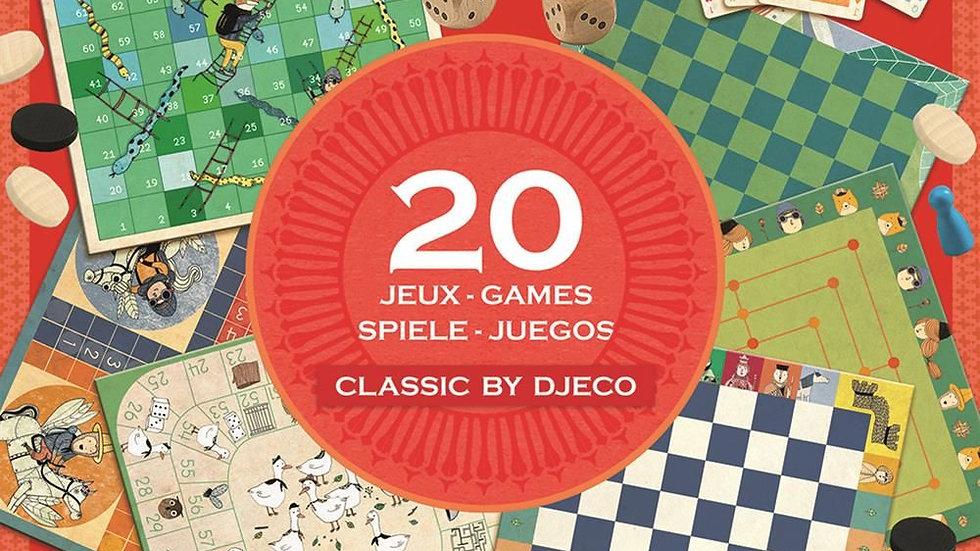 Spielesammlung Classic 20