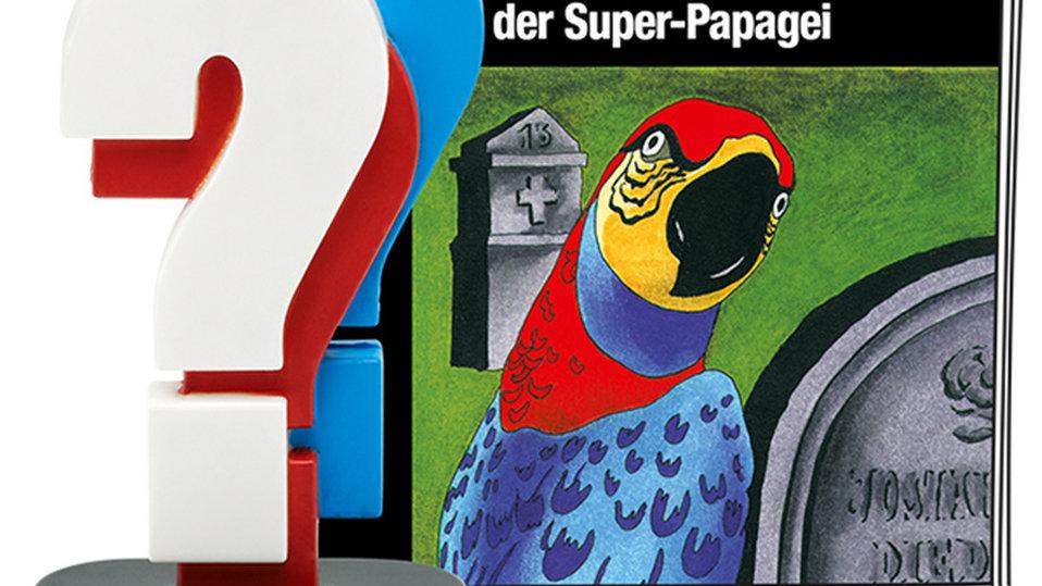 Tonie Die 3 Fragezeichen, Super Papagei