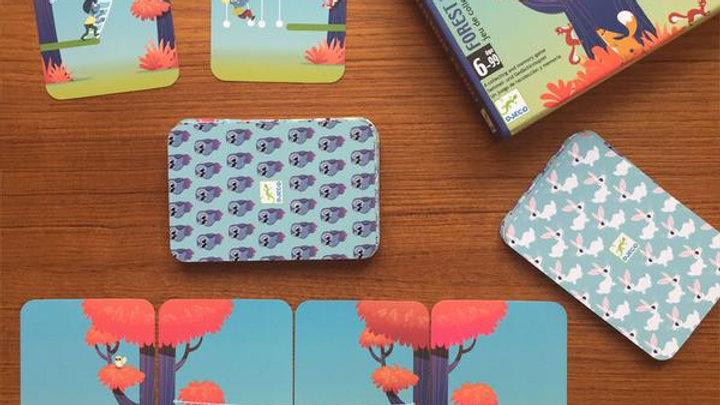 Kartenspiel Forest Adventure