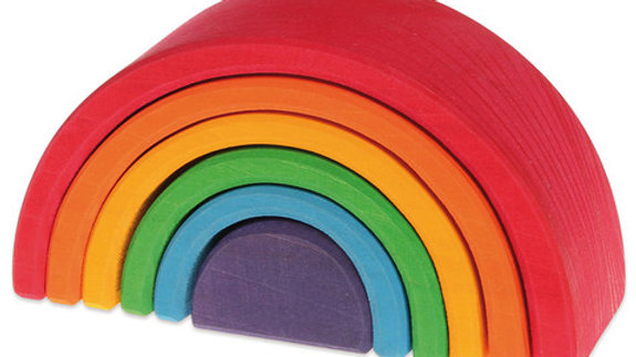 Regenbogen 6-Teilig