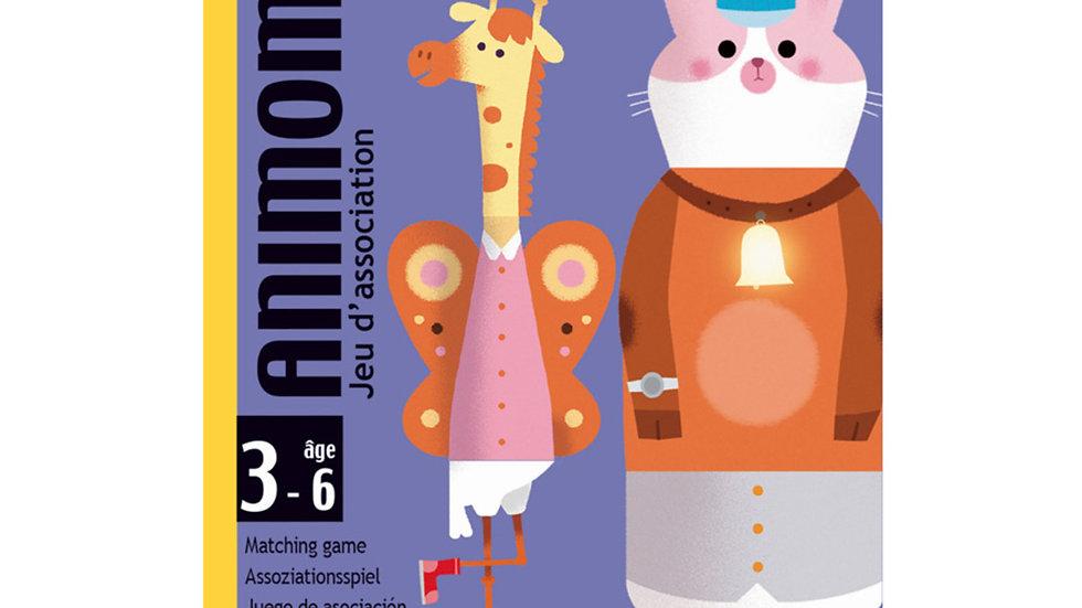 Kartenspiel Animomix