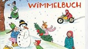 Winter - Wörter-Wimmelbuch