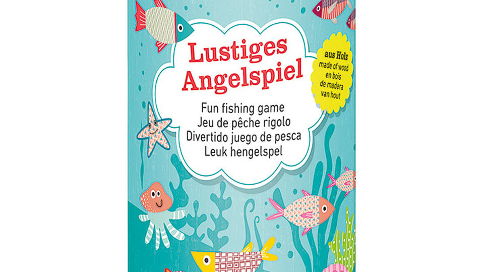 Angelspiel Holz