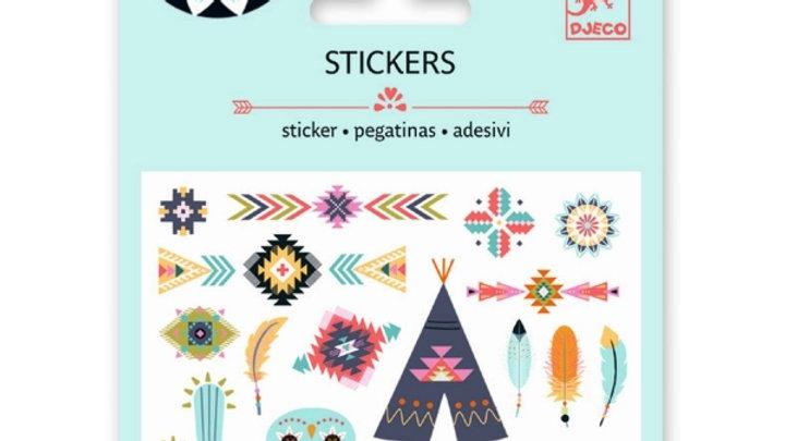 Stickerset Native