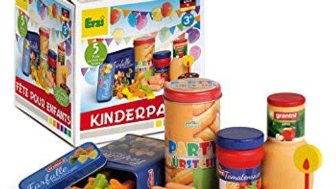 Lebensmittelset Kinderparty