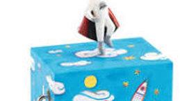 Kleine Spieluhr Astronaut