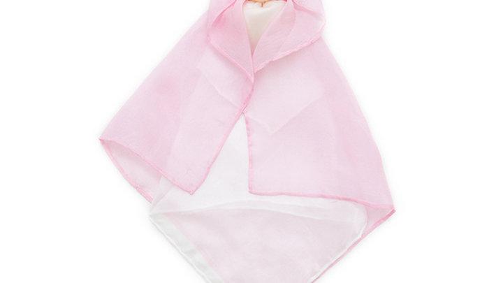 Seidenpuppe rosa