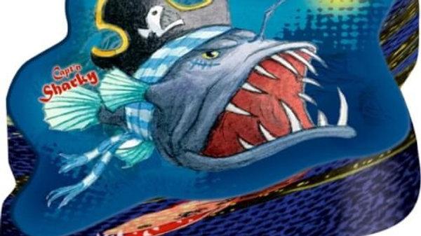 Zauberhandtuch Unterwasserwelt