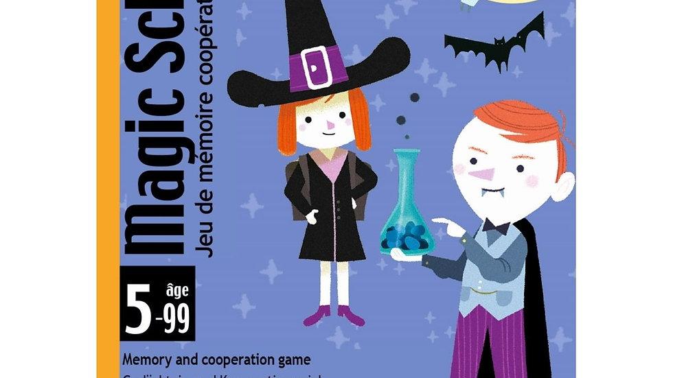 Kartenspiel Magic School