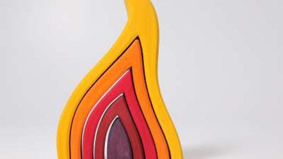 Feuer Bauspiel
