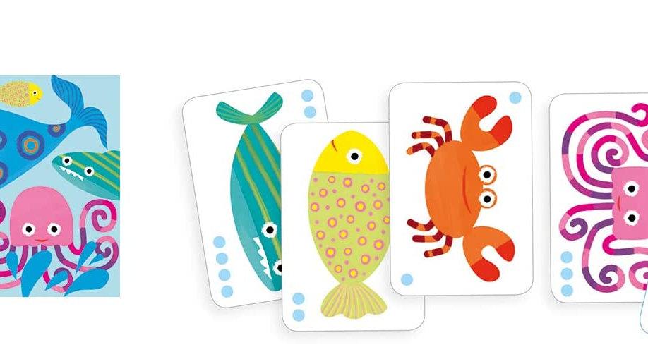 Kartenspiel Bataplouf