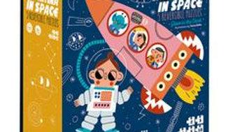 Valentina in Space, 5 Puzzle