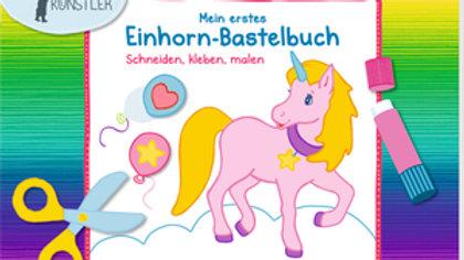 Einhorn Bastelbuch