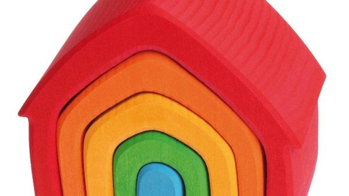 Regenbogen Bauhaus