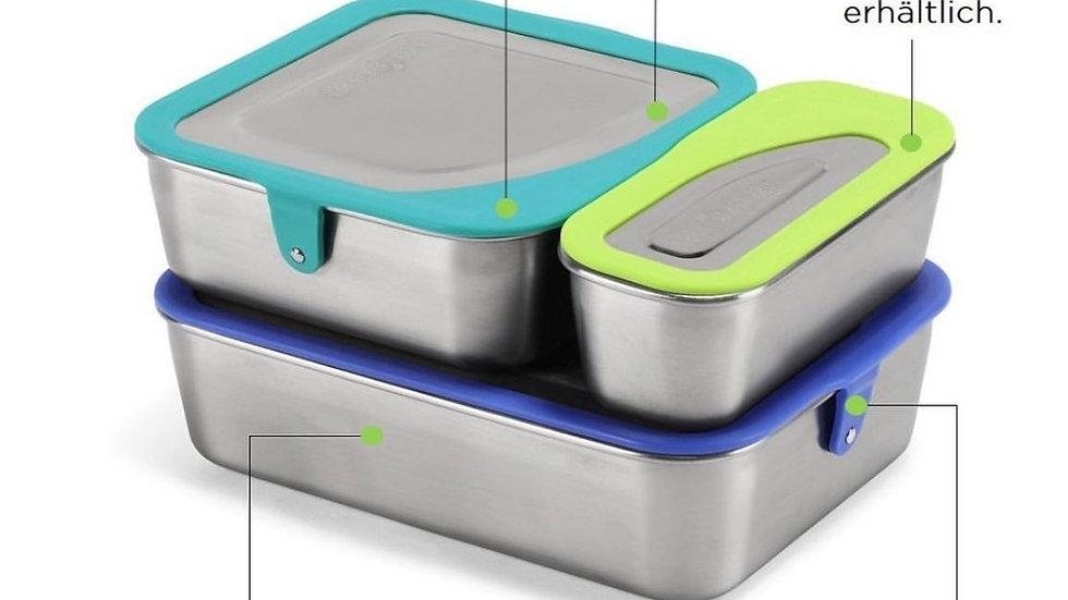Edelstahl-Foodbox-Set