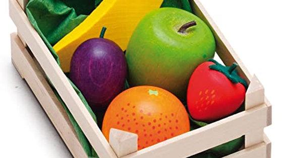 Kleines Lebensmittelset Obst