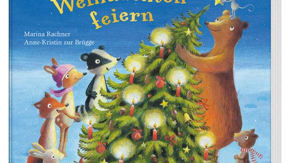 Wenn die Tiere Weihnachten feiern