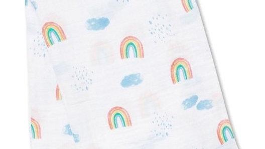 Swaddle 120 cm Regenbogen