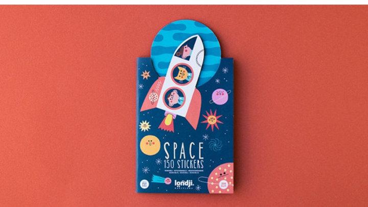 Stickerset Space