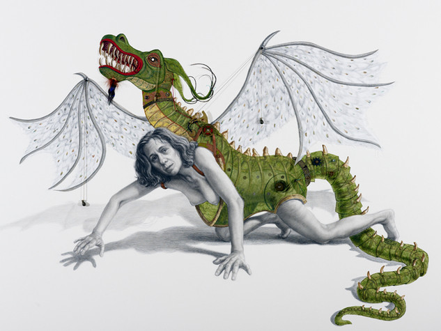 Sheri/Dragon