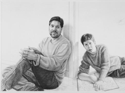 Douglas and Nathan Lehrer