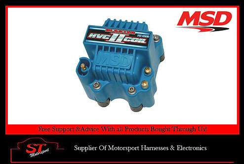 MSD 8253 Coil, Blaster HVC II 6 Series Ignitions