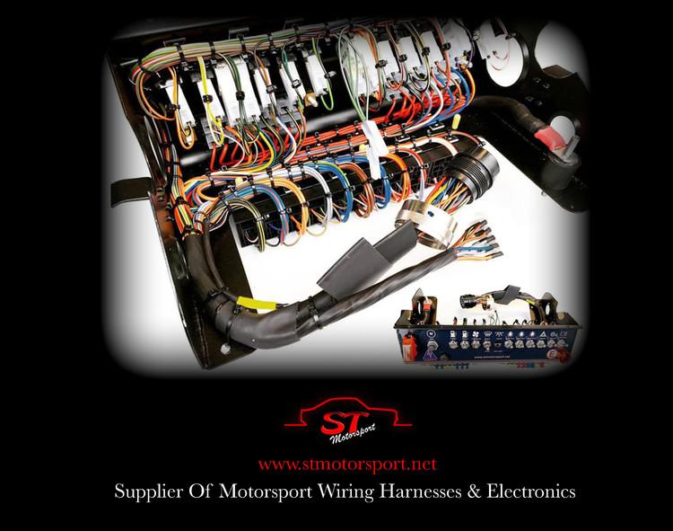 MK2 Escort Centre Switch Console