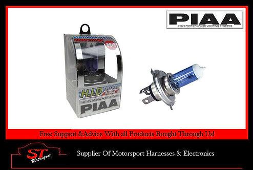 PIAA H4 Historic FIA Platinum Competition Bulb P43T 150/150W 4100K H89