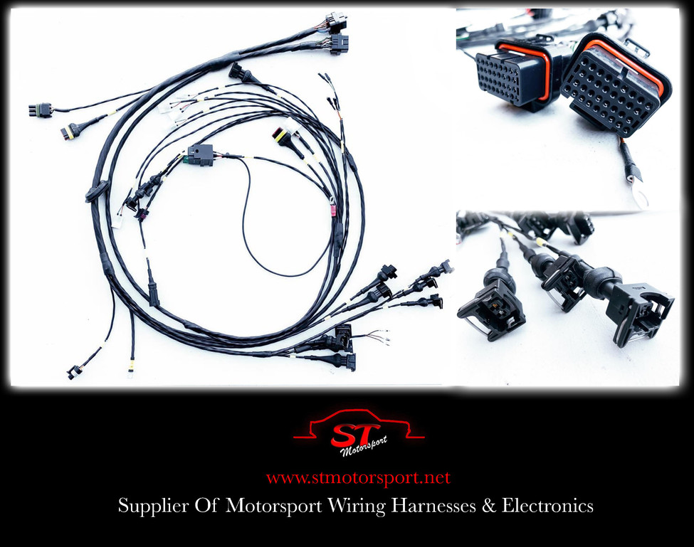 DTA S60 Engine Harness