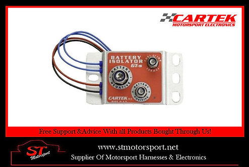 Cartek Battery Isolator GT Unit Only Rally/Race Motorsport