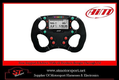 AIM Formula Car Steering Wheel 3 Dash Display With Paddle Shift