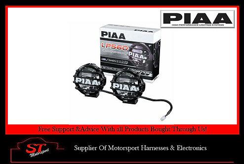 PIAA LP550 LED Lamp/Light Kit - Road Car Drive
