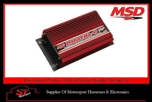 MSD 6520 Digital 6-Plus Ignition Control Microprocessor