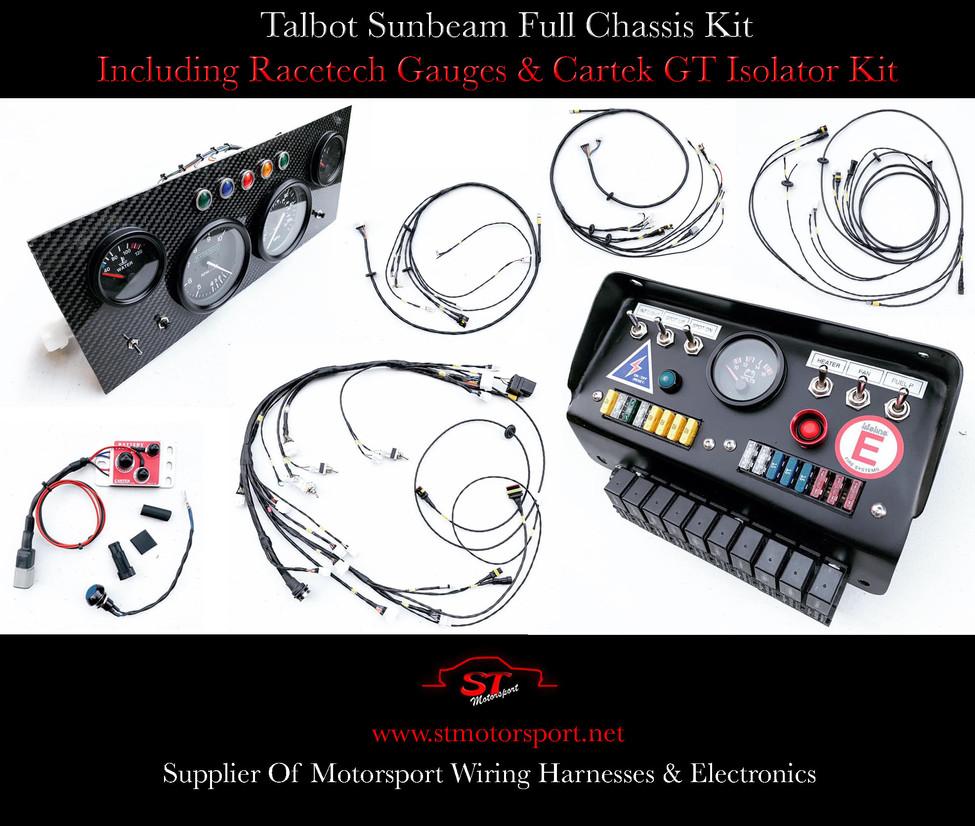 Talbot Sunbeam chassis kit