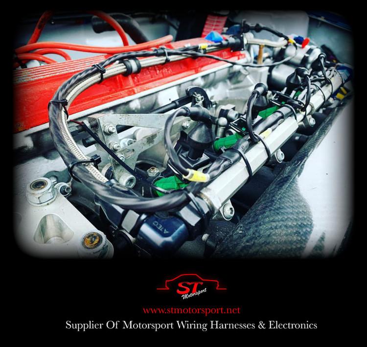 Peugeot 205 Engine Harness