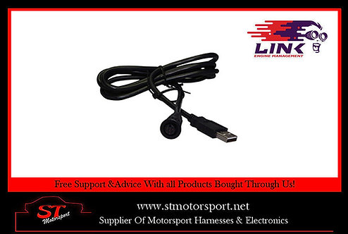Link Tuning Cable (CUSB) G4 & G4+ Wire In ECUs