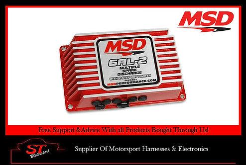 MSD 6421 6AL-2 Ignition Control