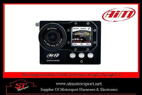 AIM Motorsport SmartyCam HD 84 Degree Lens 1280P/30FPS Video Camera