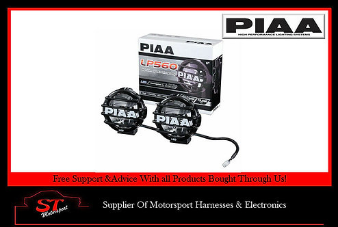PIAA LP560 LED Drive Lamp/Light Kit - For Road Car