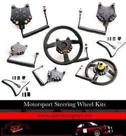 Motorsport Steering Wheel Kits
