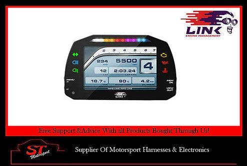 Link ECU MXS Strada Dash - Street Edition - 5-inch dash display - G4+ Compatible